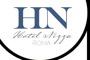 Logo Hotel Nizza Roma